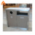 Restaurant hotel interior public double iron paint trash can Stainless steel trash bins