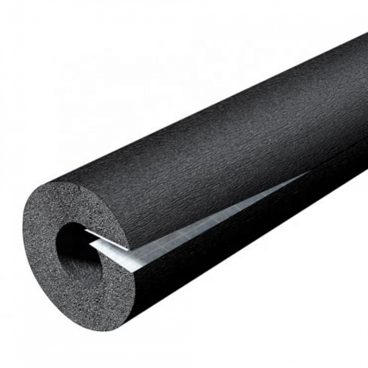 Armaflex pipe insulation used thicknesser