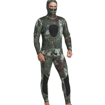 Professional 3MM 5MM 7MM High Quality Neoprene Diving Suit Camo Spearfish Wetsuit