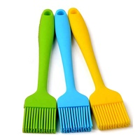 Silicone Basting Brush, Food Grade Pastry Brush, Kitchen Brush with High Temperature Resistance