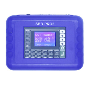 New Arrival Original SBB Pro2 Car Key Programmer Latest Version 48.99 Can Support Auto Key programmer best quality