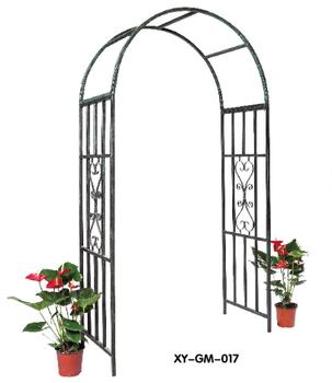 Arche De Jardin En Métal Pergola En Fer Forgé Pergola De Jardin En