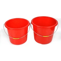 Best quality durable PP material plastic bucket for water storage for use longtime
