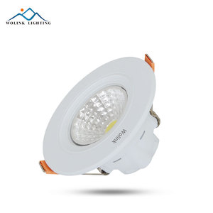 High quality Commercial lights surface mounted indoor cob recessed 3watt led downlight