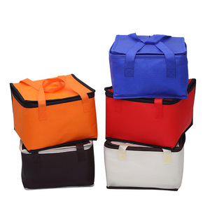 Pantone color camping outside non woven insulated dry bag cooler