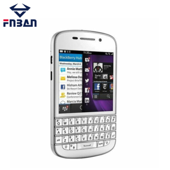 refurbished mobile phone for blackberry Q10
