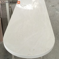 Artificial Quartz Stone 8 Seater Marble Dining Table