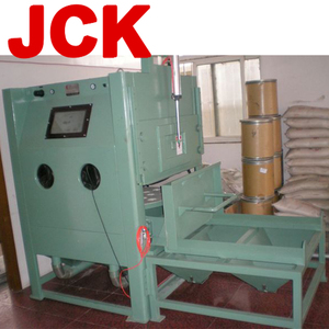 High quality fully automatic wet sand blast cabinet