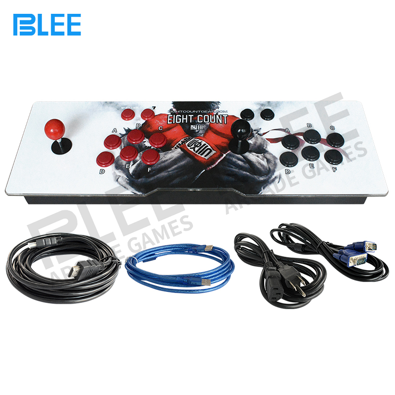 Plug And Play 1660/1299/2200 em Caixa de Pandora Do Console De Vídeo Game Arcade Retro 5S 1/6 s/8 S/9