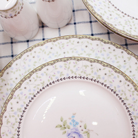bone china dinner set luxury fine porcelain bone china dinnerware