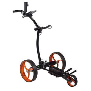 Latest Golf Pull Cart Wheels Controlled Electric Golf Trolley