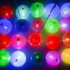 Boomwow 10 Colors Lights Last 48 Hours Latex LED Balloons LED Flash Ball Lamp