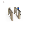 Zento High Speed Automatic Turnstile Turnstile Mechanism with Face Recognition Camera
