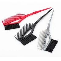 Color Tinting Comb Brush Hairdressing Tool Tint brush Hair Coloring Dyeing Kit