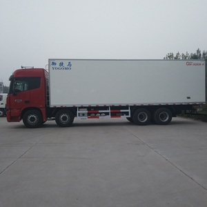 Refrigerated truck cooling room van for sale