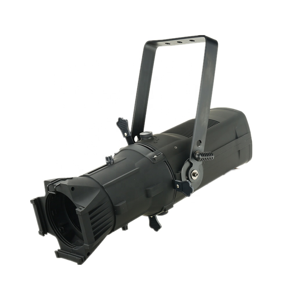 professional church night club disco profile ellipsoidal fresnel leko led stage light
