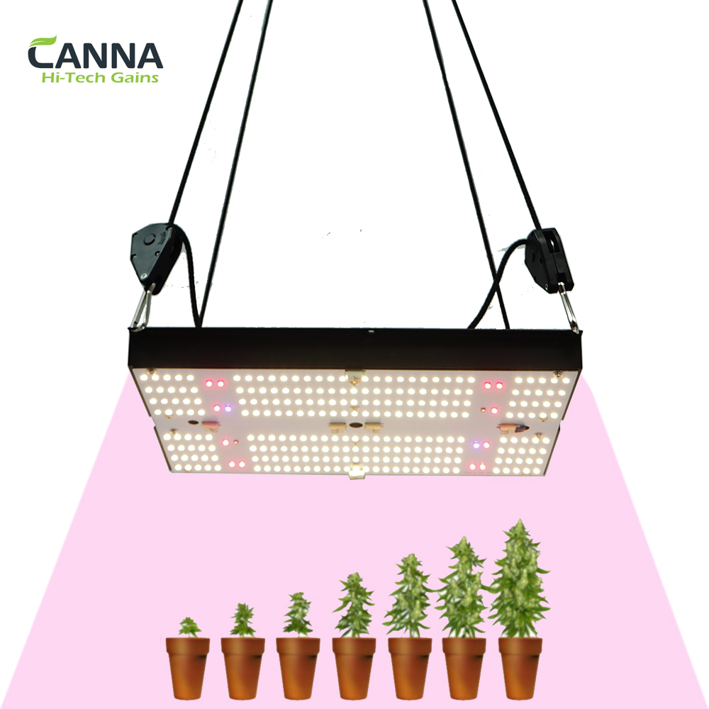 120w HLG QB288 samsung horticulture quantum board led grow light full spectrum <strong>CREES</strong> 660nm 395nm