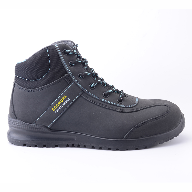 Composite Toe Working Shoes Women