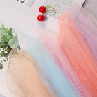3m Width Soft Illusion Wedding Dress Tulle Fabric for Wedding Veil