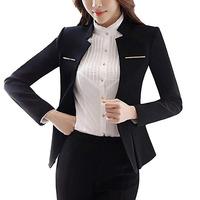 Tailored Suit For Women Two Piece Set Women's Clothing For Fitness Women Church Suit