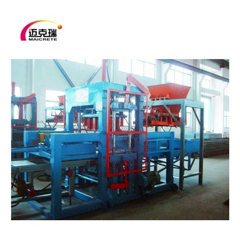 QT6-15 best selling hydraulic brick making machine prices for making hollow blocks