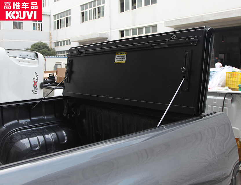 Tundra Bed Cover >> Hard Folding Tonneau Pickup Truck Bed Cover For Toyota Tundra 6 5 Bed Crewmax Buy Pickup Truck Cover Tundra Crewmax Tundra 6 5 Product On