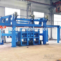 Good quality Non-autoclaved aerated cellular lightweight price concrete block machine in canada
