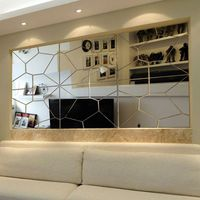 Interior Home Furniture Decor Acrylic Wall Decoration