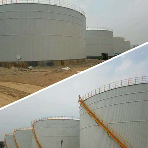 High quality spot welding industrial floating roof stainless steel alcohol  /oil storage tank