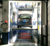 Manufacture direct sales Chain four post car service lift with good quality