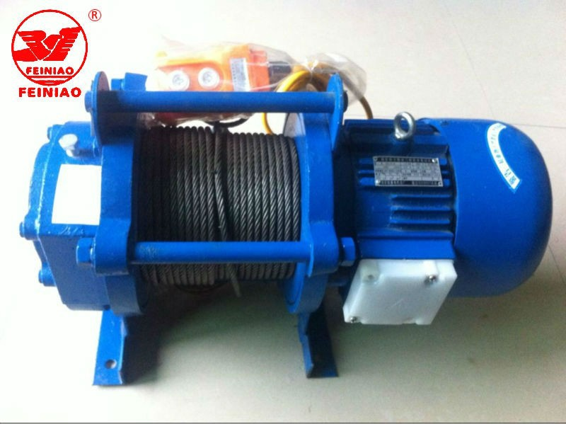 10000lb Fast Line Speed Winch Heavy Duty Winches Small