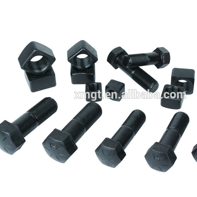 High Quality 8t9079 Track Bolts And Nuts,3k9770 Plow Bolts Segment Bolt  Nuts With 12 9 Grade - Buy Segment Bolt Nuts,Track Bolts And Nuts,Plow  Bolts
