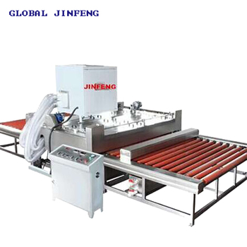 Horizontal Glass Washing and Drying Machine for Washing Low-E Glass, Ordinary Coated and Solar Glass JFW-2500