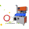ABS/PLA 3d pen filament winding machine,sample filament making machine with automatic for all process