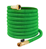 VERTAK 7.5M 15M lightweight flexible expandable garden hose with solid brass fittings
