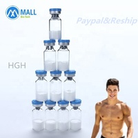 Free Sample 10iu HGH powder 99 High Quality Supplement hgh Dual Steroid Injections Hormone hgh 10ui Boxes Bodybuilding