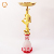 Factory price gun style glass shisha hookah lounge furniture
