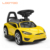 Hot gift 2020 kid rideon cars plastic slide car for baby
