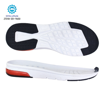 EVA shoes outsole leather sole new design tpr soles
