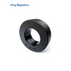 Metglas amorphous ribbon gap cores for current transformer
