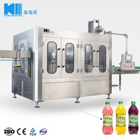 Automatic Mineral Water Bottling Equipment Processing Plant