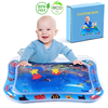 YY Wholesale 2019 hot selling Inflatable Tummy Time Premium Water Mat Infants & Toddlers baby toys play mat