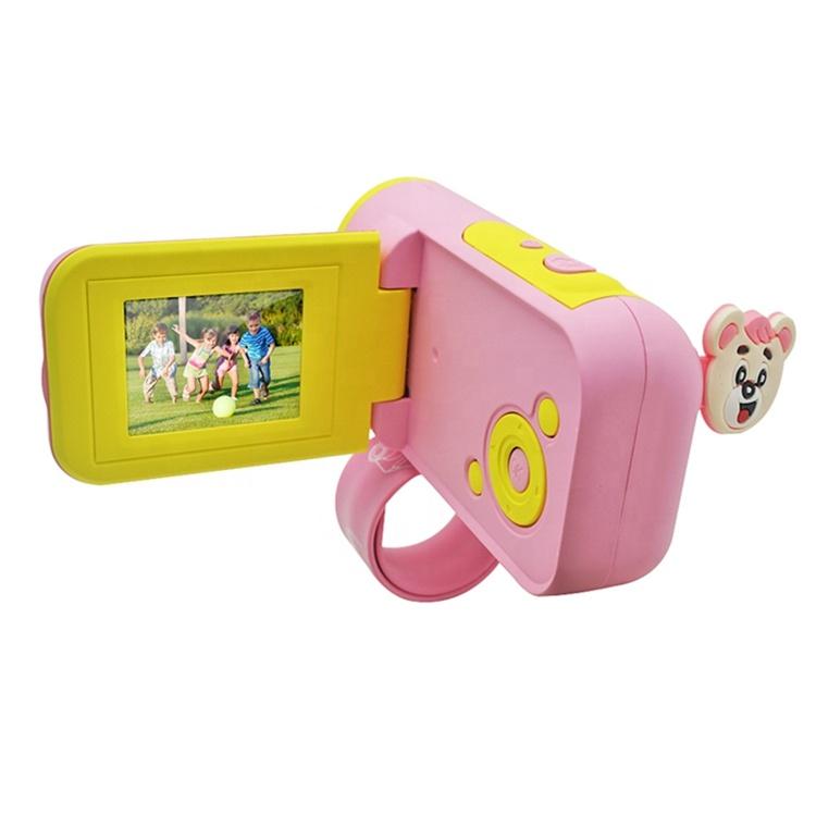 1.8inch Cartoon Sport Video Recorder Mini Kids Digital Video Camera