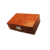 Hot Sale Brown Color Tea Bag Organizer Storage Box