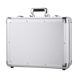 OEM / ODM silver aluminum flight carrying case with foam inside for equipment instrument hardware