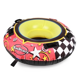 Hot Sale High Quality Inflatable Towable Tube/Inflatable Boats For Water  Sports