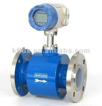 2019 New Factory High Pressure Electromagnetic Flow Meter