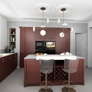 Durable Product For Panda Kitchen Cabinet Miami Shaker Door Display Kitchen Cabinets For Sale