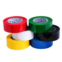 45mm 160m Sticky Adhesive Color Bopp Tape for carton packaging tape