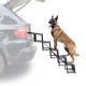 Dog Car Step Stairs Foldable,Dog Ramp for Car,Lightweight Portable Large Dog Ladder